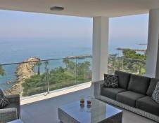 Lulwa Beach Complex – Luxury Seafront Penthouse,Limassol KA6304