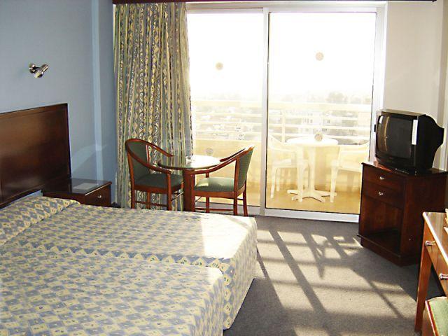 Hotel Bedroom - Sea View