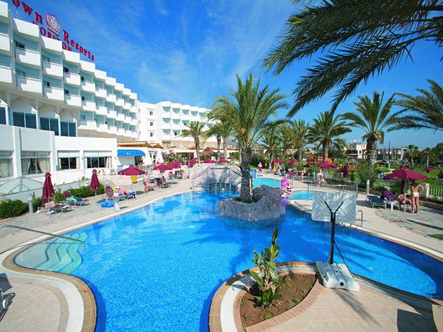 Crown Resort Elamaris Hotel Cyprus