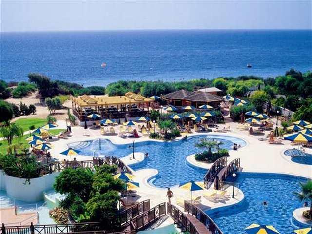 Отель Grecian Bay отели кипра отдых на кипре