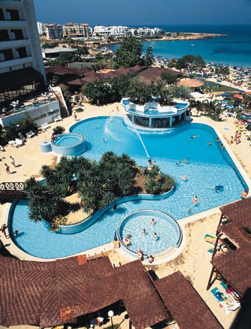 Отель Capo Bay Capo Bay Hotel Cyprus Hotels отдых на кипре