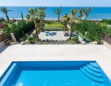 Luxury Villa on the Beach, Limassol
